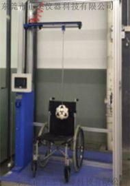 嘉兴轮椅车摆锤冲击试验机,正杰轮椅车动态疲劳试验机