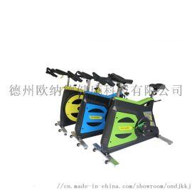 健身动感单车房运动单车力量健身车 商用健身自行车