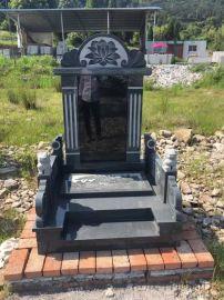 石雕墓碑廠家定做 設計制作 整體石雕墓碑