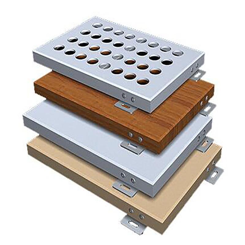 湖南复杂异型铝单板定制