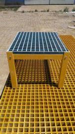 楼梯防腐格栅 规格型号 玻璃钢格栅
