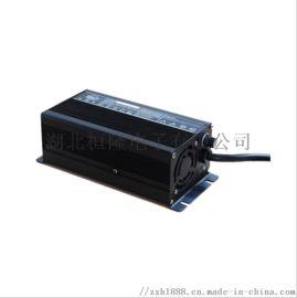 铅酸电池充电器12V15A电动叉车80-120ah