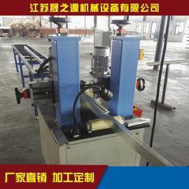 廠家直銷 供應鋁型材隔熱斷橋開齒機 型材滾花機
