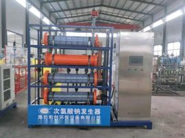 煤矿污水消毒设备/电解盐次氯酸钠发生器