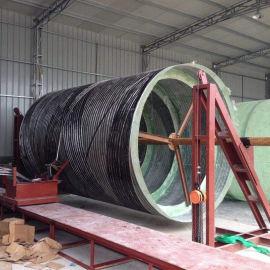 耐腐蚀II类玻璃钢化粪池 小型屠宰场污水处理设备