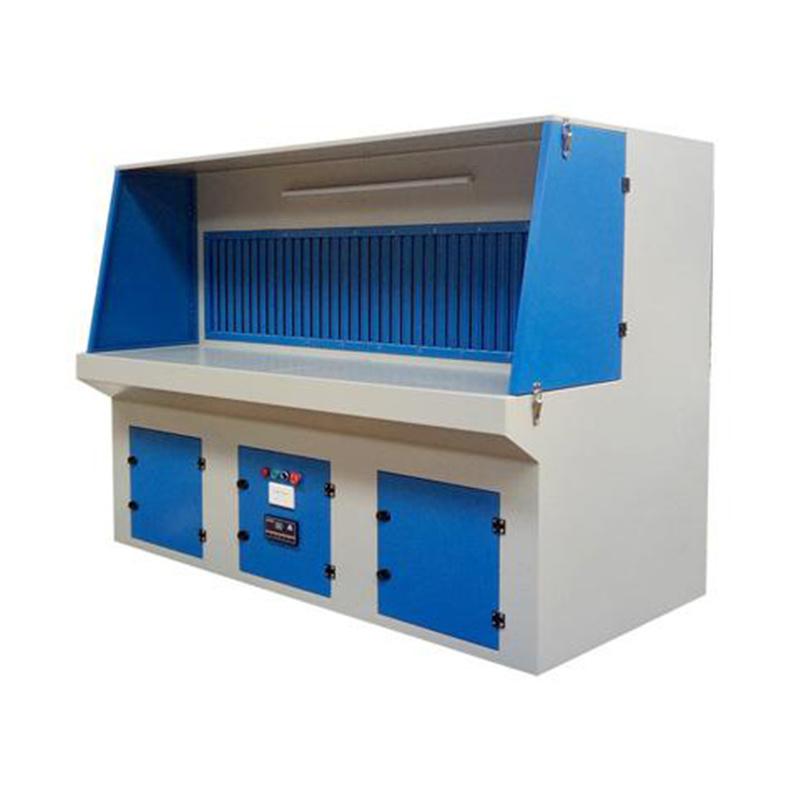 抛光除尘设备、打磨抛光厂房必备吸尘打磨工作平台