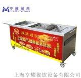 摇滚烤鸡炉哪里有卖|自动旋转烤鸡箱|烤鸡炉烤鸭炉|烤鸡烤鸭设备