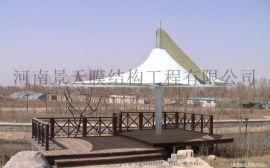 膜结构景观张拉膜飞燕广场膜结构造型