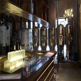 生产啤酒设备一套酿酒设备的价位