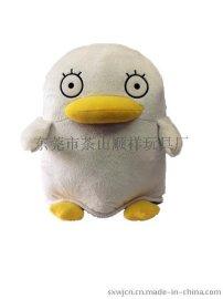 毛绒玩具企鹅 白色大号 企业吉祥物礼品 玩具加工 玩具设计生产 毛绒玩具定制 玩具厂家