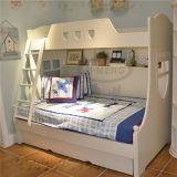 欧式实木儿童床