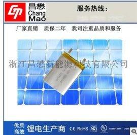聚合物锂电池3.7V 503040-600mAh 录音笔保湿器LED灯 行车记录仪