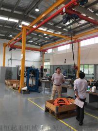 125kg ~ 2t KBK自立组合式柔性悬挂起重机