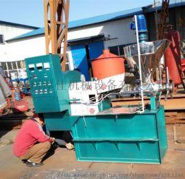 全自动螺旋榨油机 大型榨油机 花生大豆菜籽榨油机