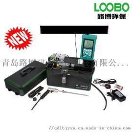 多參數煙氣分析儀,感測器可選擇安裝