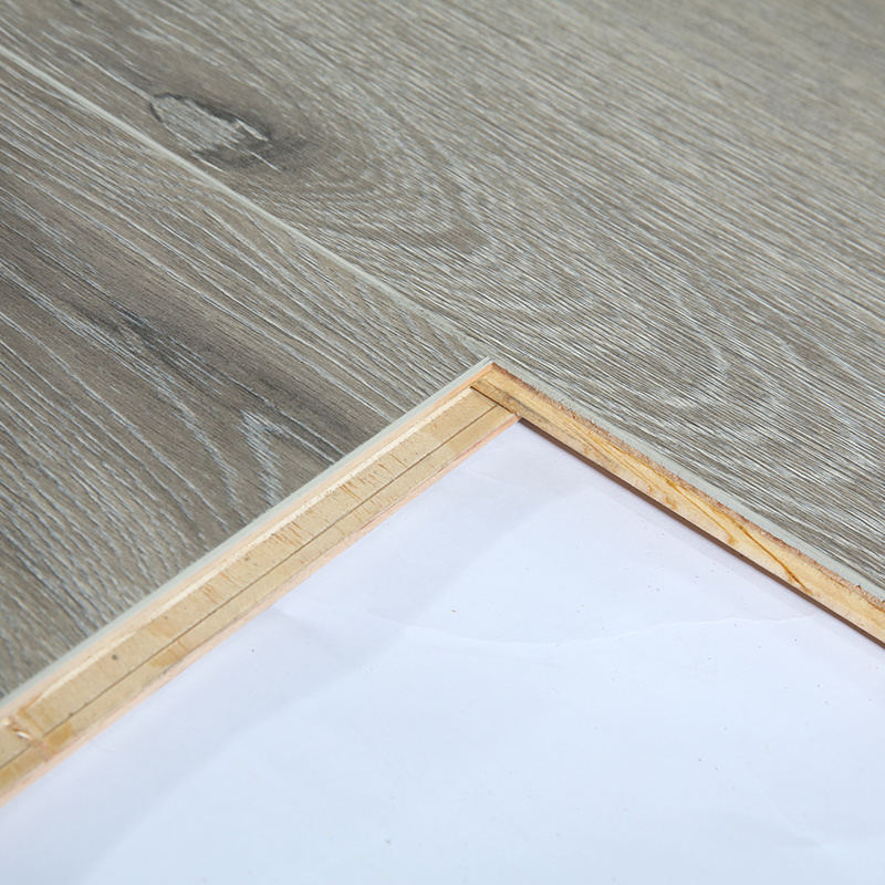 多层新三层实木复合地板浮雕面家用E0环保木地板