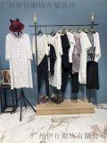 一线高端品牌约布夏季休闲连衣裙折扣女装哪里进货便宜