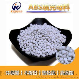 凯杰ABS填充母料, 超细粉体,白度白,添加比例高