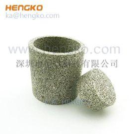 恒歌结构稳定耐磨损不锈钢微米过滤器滤筒