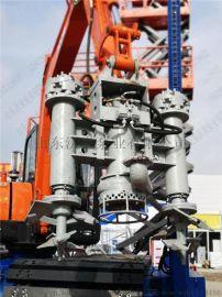 江阴大型挖机抽鹅卵石泵 正规勾机砂浆泵厂家电话