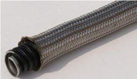 不锈钢编织金属软管  包塑防爆金属软管