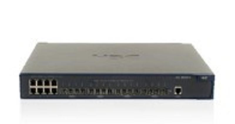 包邮原装H3C华三 S5024F-SI 16光口+8电口全千兆交换机