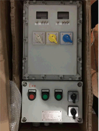 可控硅防爆温度控制柜