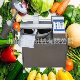 高速斩拌机 不锈钢变频调速千页豆腐鱼豆腐斩拌机 40型斩拌机价格