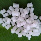 小模数塑料蜗杆M0.25*¢3.5*6*¢0.7耐磨损低噪音价格优厂家直销