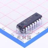 微芯/PIC16F84A-04/P 原装