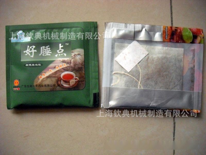 袋泡茶包装机 全自动计量包装 茶叶颗粒粉末药材 分装机 封口机
