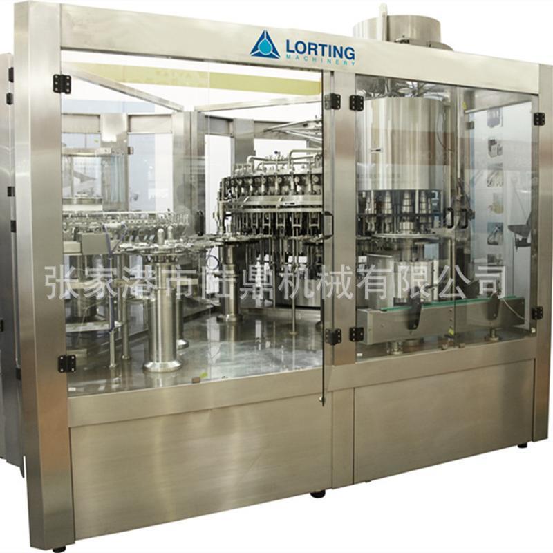 三合一全自動瓶裝500ml 600灌裝機 純淨水山泉水礦泉水包裝生產