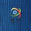 廠家專業生產各種規格補牆接頭防護PVC網格布