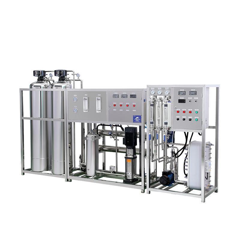 厂家直销 钰翔水处理设备 软化水反渗透水处理 全自动水处理设备