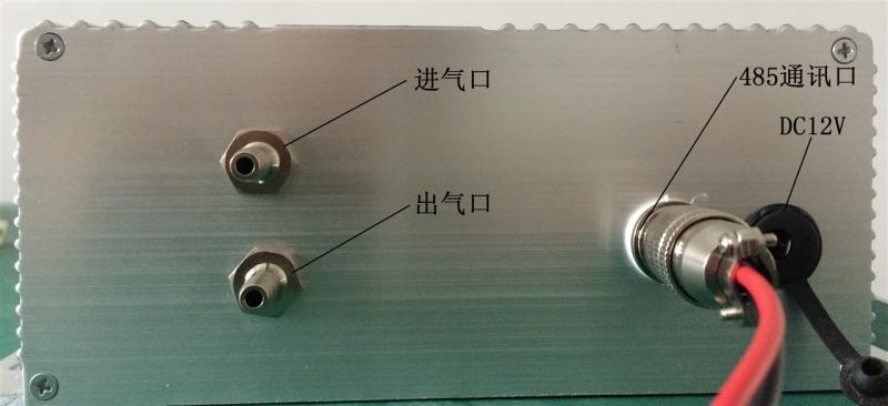 工地环境监测三通道扬尘在线传感器