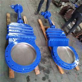 溫州大口徑刀閘閥生產廠家 DN800刀閘閥甌北直發