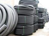 pe碳素波紋管 碳素螺旋管 黑色盤管鼎力廠家直銷