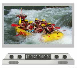 55寸防尘防水户外电视,高清液晶屏电视