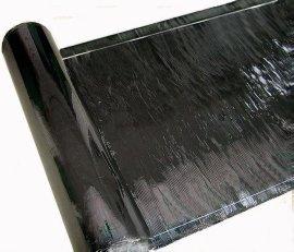 预铺式高分子自粘胶膜防水卷材材料