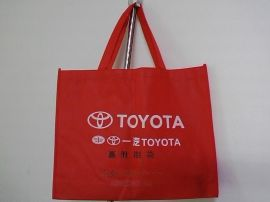 专业供应 无纺布环保手提袋 免费设计logo 无纺布手提袋