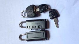 箱包密码锁  规格客户提供    吊电