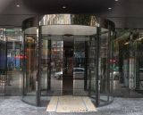 西恩CN高档酒店专用自动感应旋转门厂家直销