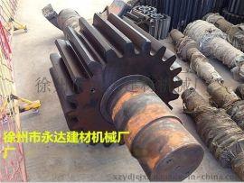 小齿轮 2.2米选矿球磨机齿轮加工厂