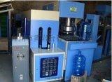 五加侖瓶 pet塑料 純淨水桶半自動吹瓶機 廣口 吹塑機 廠家供應