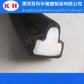 供应硅橡胶密封条 方形橡胶条