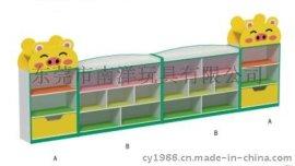 幼儿园大型组合柜