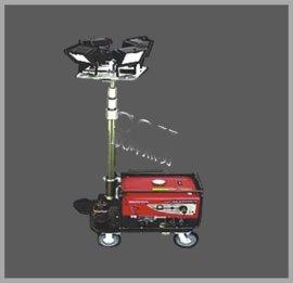 Z-SFW6110全方位自动泛光工作灯,SFW6110移动照明车