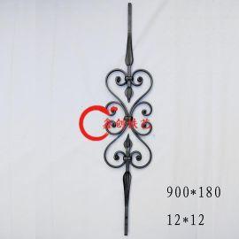 鑫创铁艺供应铁艺配件、装饰花件、锻打铁艺花