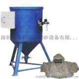 普压移动式喷砂机|海口石材喷砂机
