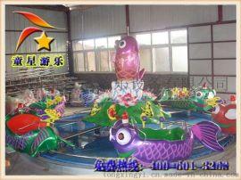 行业资讯 儿童新型游乐设备 鲤鱼跳龙门 童星厂家直销现货